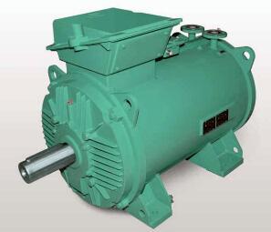 LC液冷式电机
