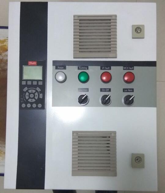 中央空调分布式控制系统
